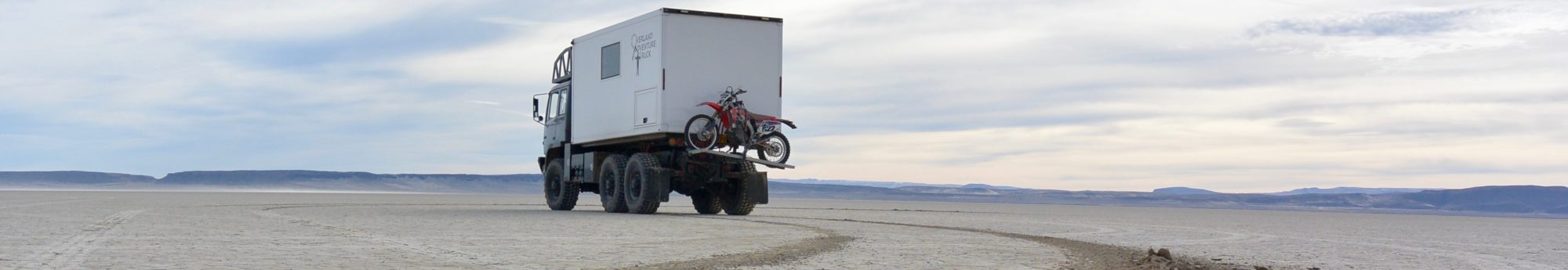 Overland Adventure Truck