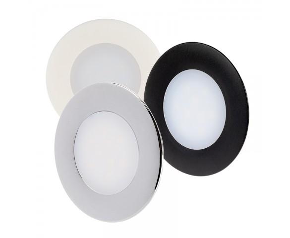 """2.5"""" flush mount lights - 90 lumen, 4k"""